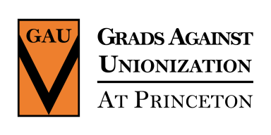 GAU - Grads Against Unionization at Princeton